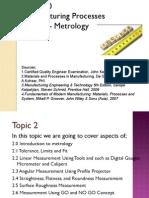 MEM560 Topic 2_Metrology & Instrumentation