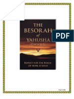 THE BESORAH