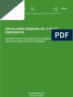 RaportReciclare