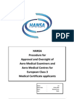 Procedure for Approval and Oversight of