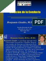 Analisis Conductual Aplicado - Medicion de La Conducta