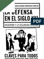 La Defensa Nacional en El S.xxi-DerGhourgassian.tokatlian