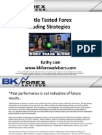 Battle Tested Forex Trading Strategies