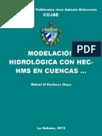 Modelacion Hidrologica Con HEC HMS en CUENCAS
