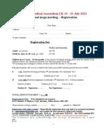 Registration Form _ MMA 2013