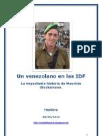 Un Venezolano en Las IDF