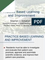 PBLI - Evaluation Project