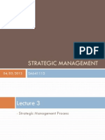 lecture 3 management strategic