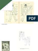 Mappa Punti Vitali Karate Do Kyohan 1935