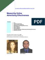 Measuring Online Ads