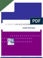 Je Monte Un Site Internet