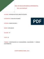 investigacion de buscadores, navegadores y correos electronicos.docx