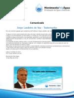 Testemunho Jorge Landeiro de Vaz