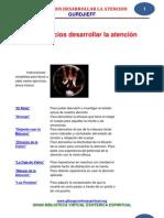 15 04 EJERCICIOS PARA LA ATENCION Www.gftaognosticaespiritual.org