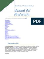 e-campus manual del profesor