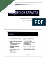 9-Projeto de Sapatas
