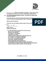 ECO NorthErvayRedevelopment-CityCenterTIF 052013