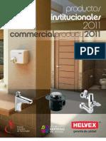 folleto institucional 2011