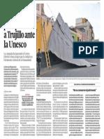 Trujillo Restaura 77 Casonas Para UNESCO