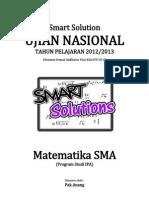 SMART SOLUTION UN MATEMATIKA SMA 2013 (SKL 6.3 PELUANG KEJADIAN).pdf