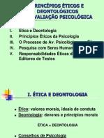 principios éticos e deontologicos