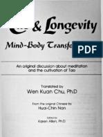 133394806 Taoism Nan Huai Chin Tao and Longevity