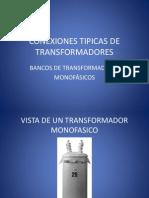 Conexiones Tipicas de Transformadores