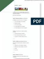 El blog para aprender inglés_ Curso PET - Unit 1