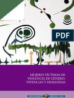 Mujeres Victimas de Violencia Cast