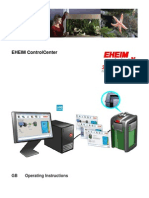 EHEIM ControlCenter User Manual GB 07-2011