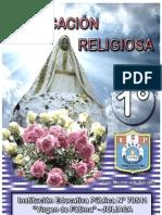 1º GRADO VIRGEN DE FATIMA RELIGIÓN