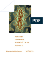 apuntes de la historia de las matematicas vol II.pdf