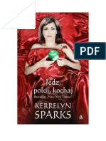 Sparks Kerrelyn - Love at Stake 09 - Jedz, Poluj, Kochaj