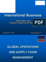 288 33 Powerpoint Slides Chapter 16 Global Operations Supply Chain Management