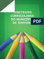 Diretrizes Curriculares Semec-pi