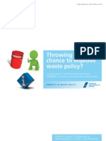 EEB Waste Report 2012