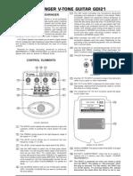 Panduan Behringer Clone sansampt GT (GDI21)