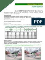 Especificaciones Fusión - PPR
