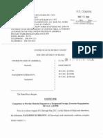 Fazliddin Kurbanov Idaho Indictment