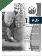 Pension a Dos Seguro Social 190513
