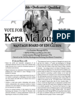 Vote for Kera McLoughlin