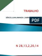 TRABALHO - Cópia
