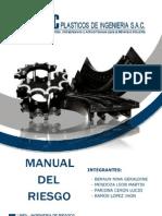 Ingenieria de Riesgos - Manual Del Riesgos