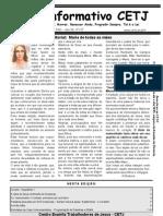 Informativo CETJ (2013-05)