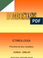 Clase 13 Homeostasis[1]