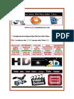 Los Mejores Sitios Para Subir Tus Videos a Internet
