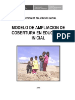 Modelo de Ampliacion MED Documento
