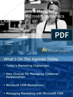 Break Out From a Marketing Slump With Microsoft CRM