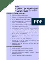 Guia de lectura. Francés
