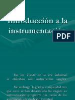 Introducción a la instrumentación 2013-1